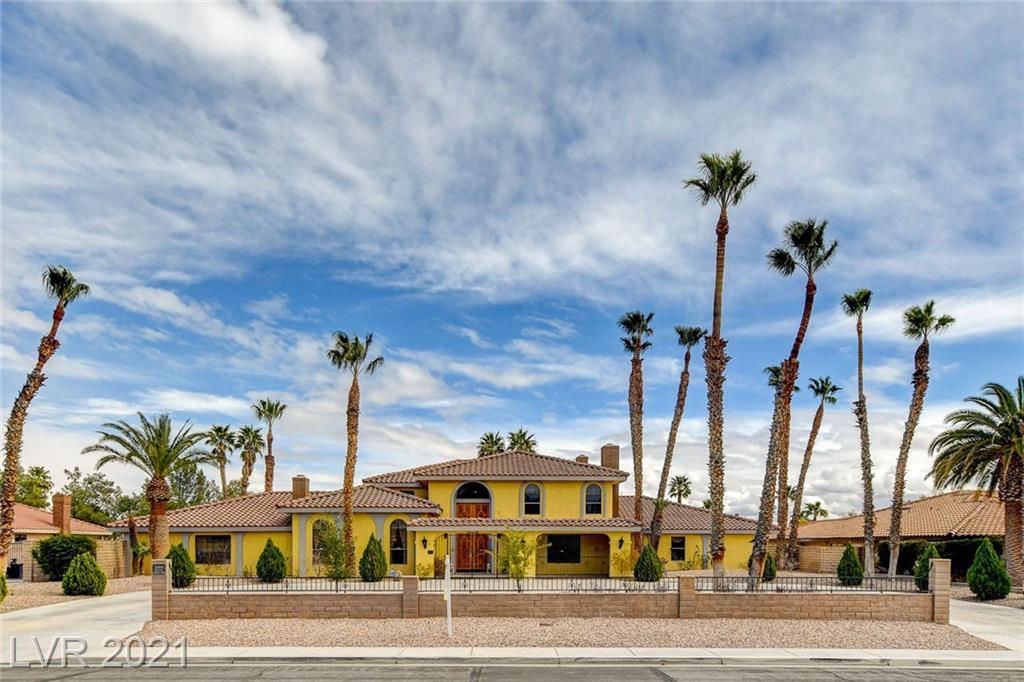 2868 Tioga Way Property Photo - Las Vegas, NV real estate listing
