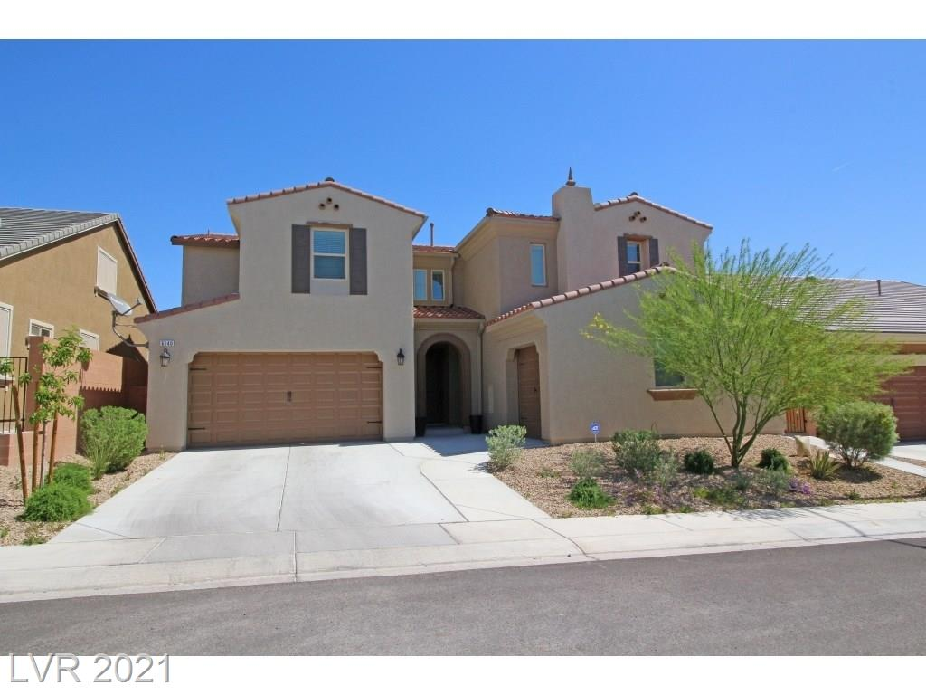 Becket Creek Court Property Photo - North Las Vegas, NV real estate listing