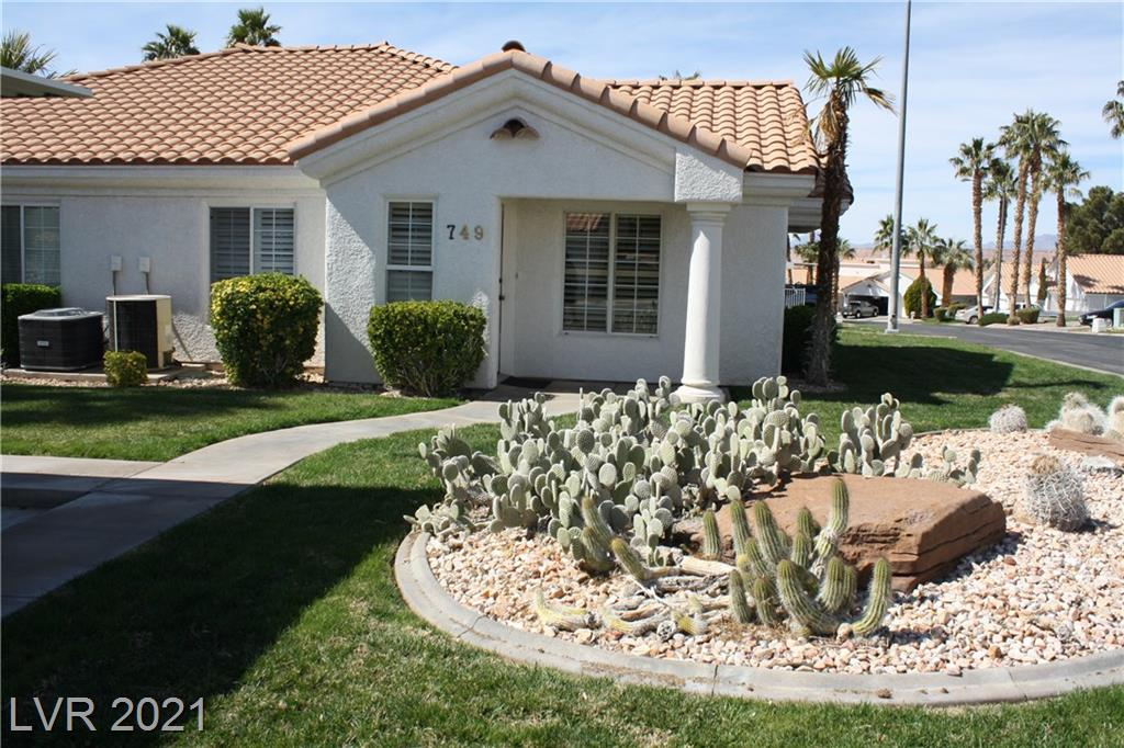 749 Mesa Springs Drive Property Photo - Mesquite, NV real estate listing