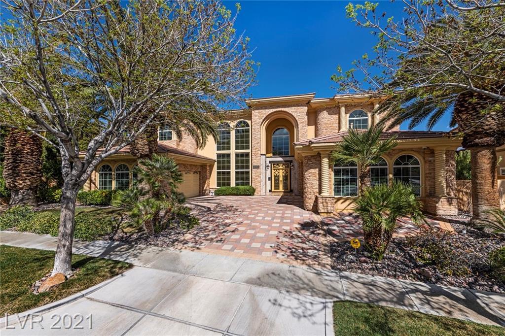 Tournament Canyon Drive Property Photo - Las Vegas, NV real estate listing
