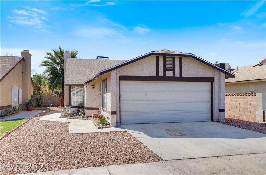 Harris Avenue Property Photo - Las Vegas, NV real estate listing
