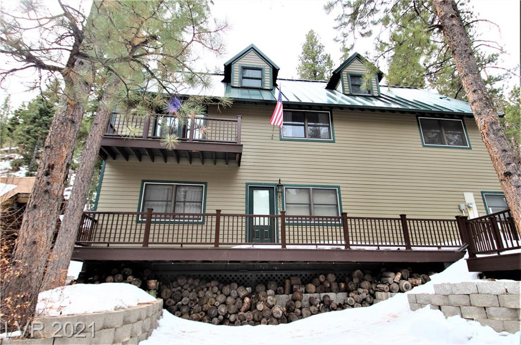 4561 Aspen Avenue Property Photo - Mount Charleston, NV real estate listing