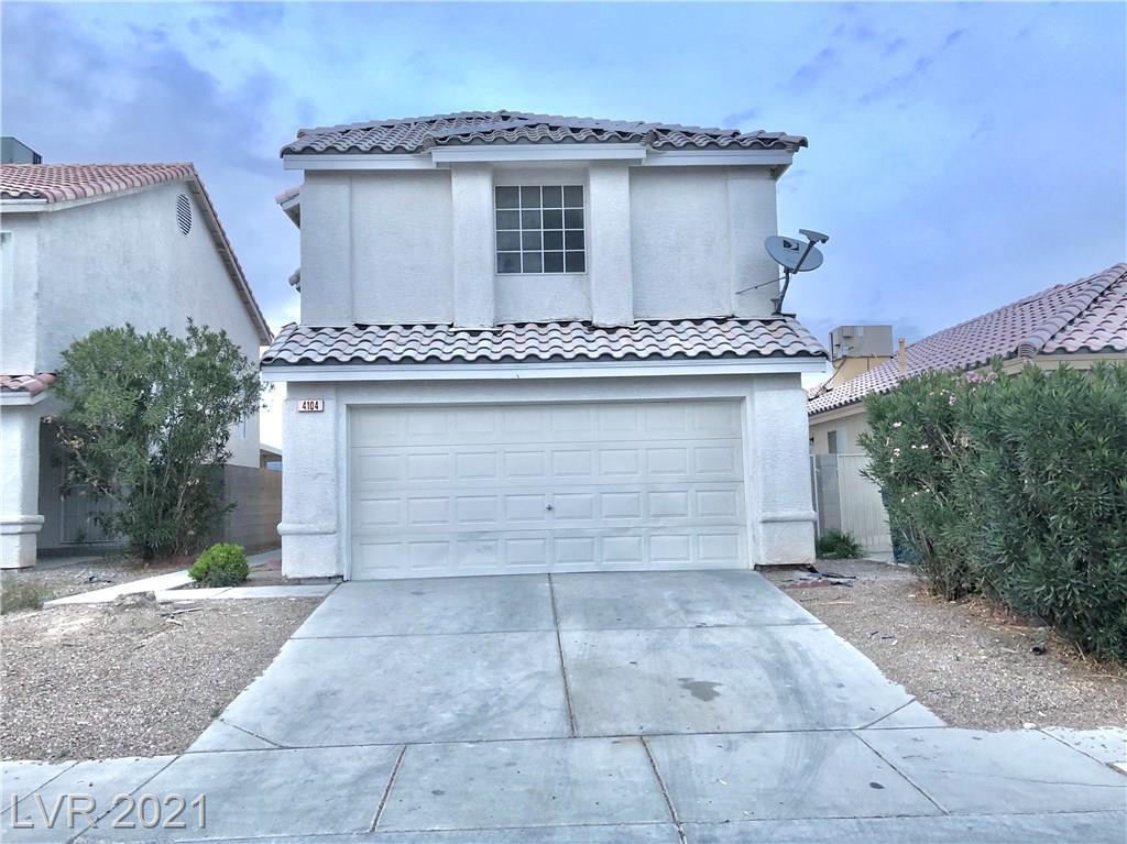 Abrams Avenue Property Photo - Las Vegas, NV real estate listing