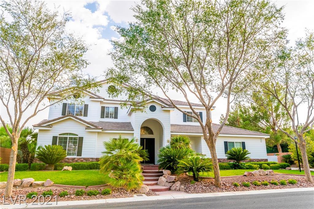 7447 Grassy Field Court Property Photo - Las Vegas, NV real estate listing