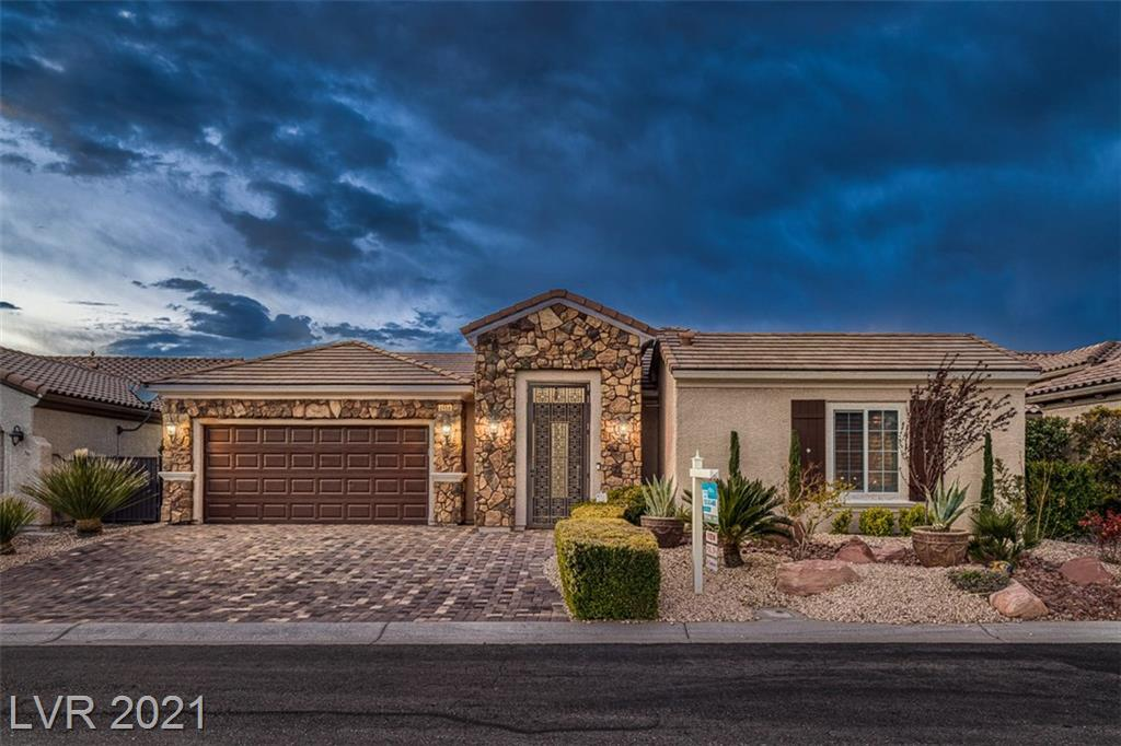Portsmouth Creek Avenue Property Photo - Henderson, NV real estate listing