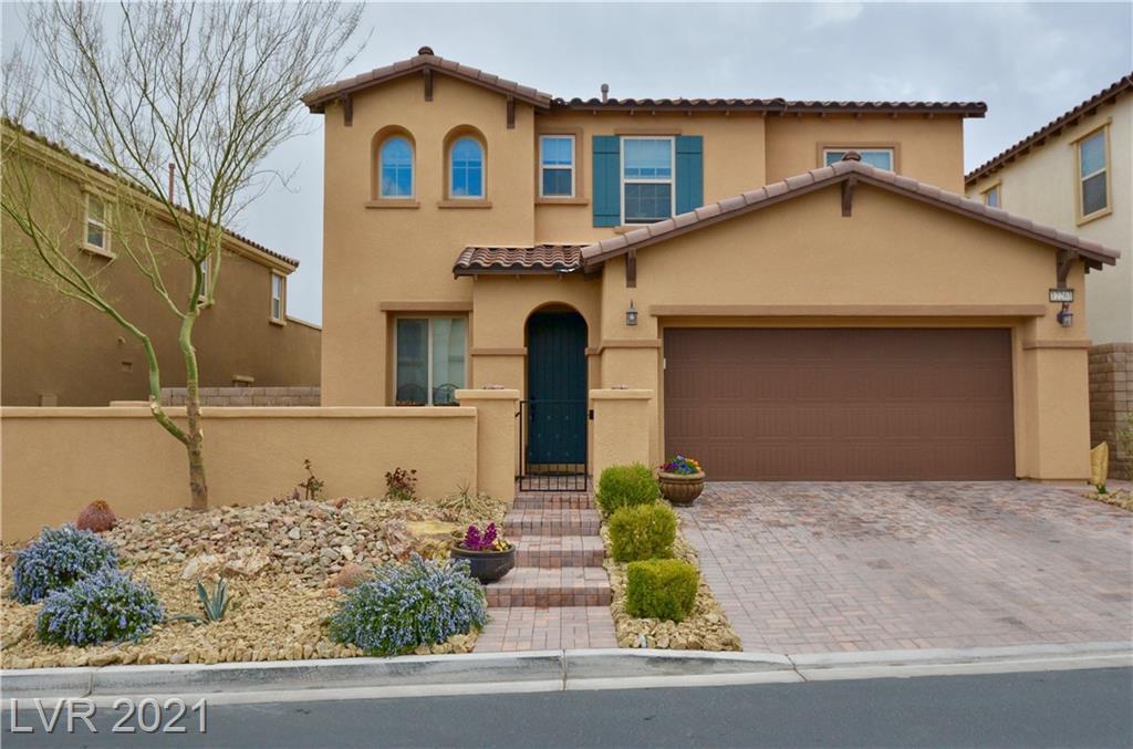 Sandy Peak Avenue Property Photo - Las Vegas, NV real estate listing
