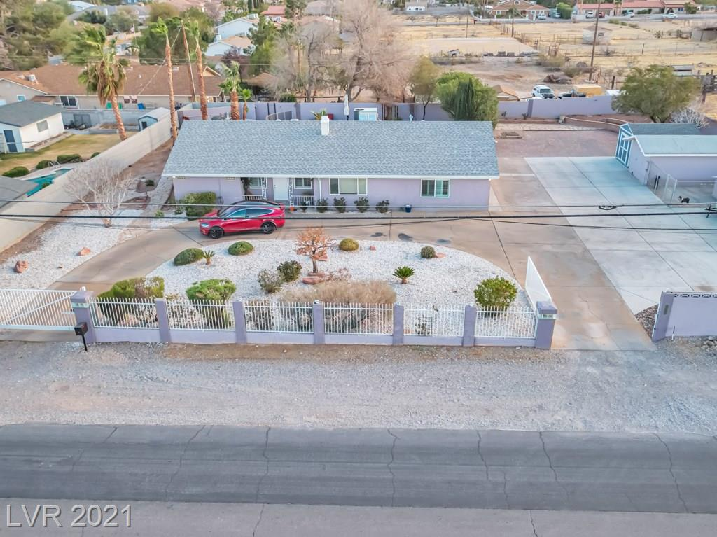 Laredo Street Property Photo - Las Vegas, NV real estate listing