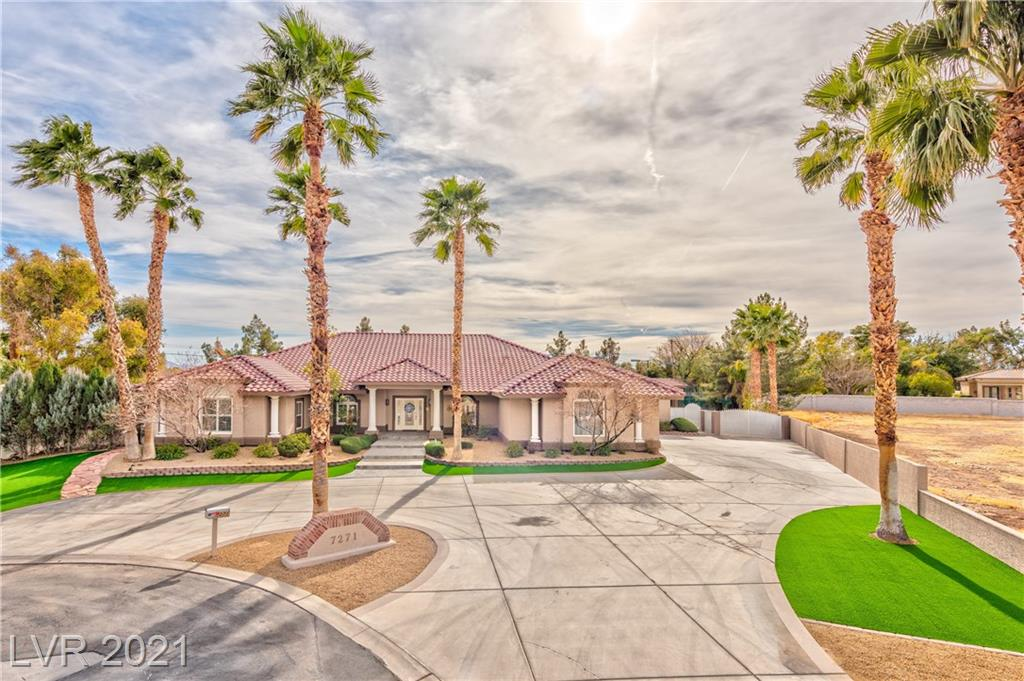 7271 Loma Alta Property Photo - Las Vegas, NV real estate listing