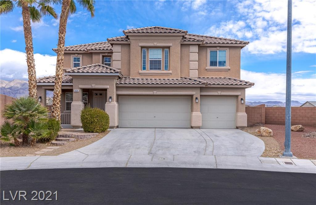 Shy Albatross Avenue Property Photo - North Las Vegas, NV real estate listing