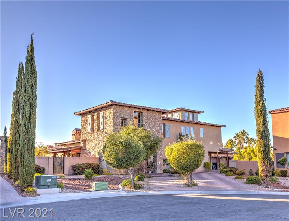 8479 Via De Bellasidra Court #0 Property Photo - Las Vegas, NV real estate listing
