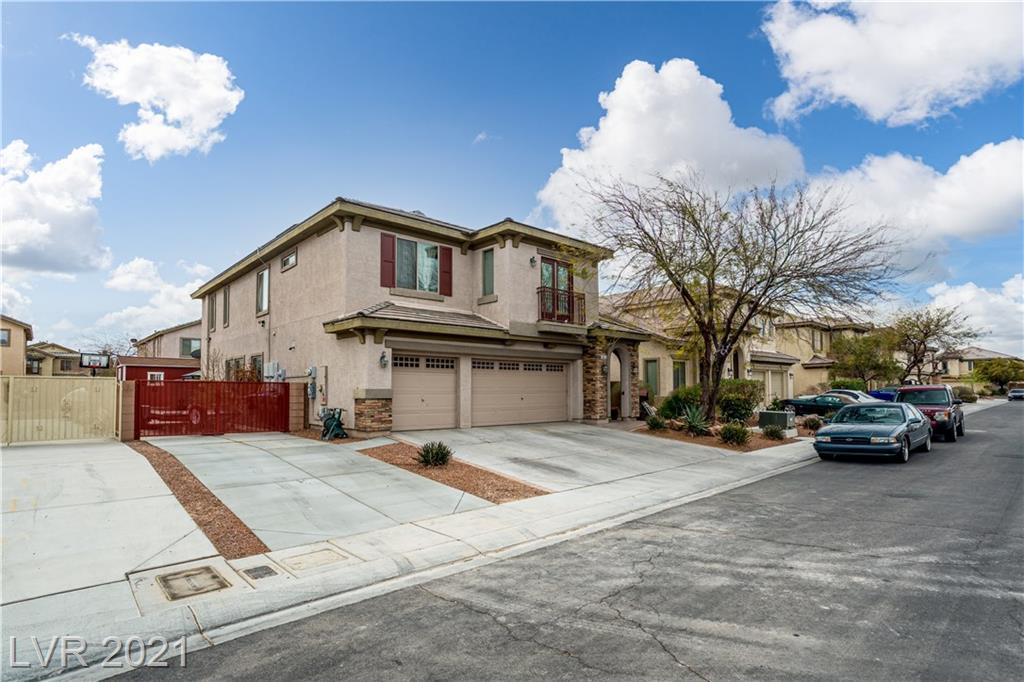 Little Crimson Avenue Property Photo - North Las Vegas, NV real estate listing