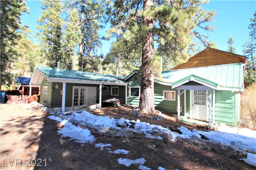 4570 Aspen Avenue Property Photo - Mount Charleston, NV real estate listing