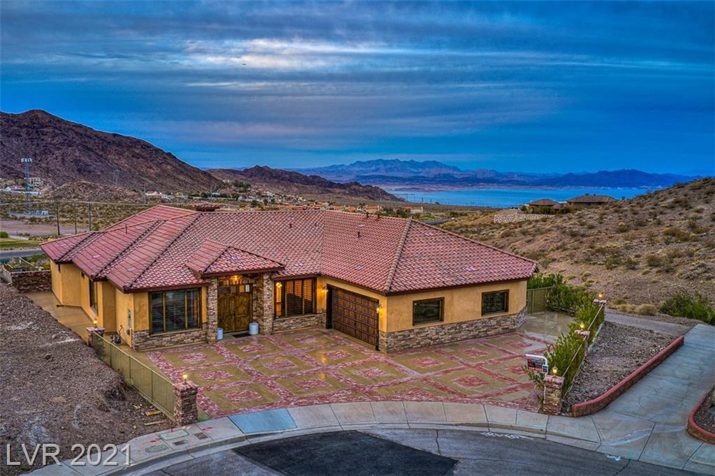 399 CATS EYE Drive Property Photo - Boulder City, NV real estate listing