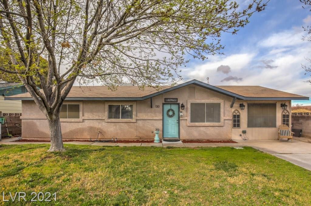 130 Lester Avenue Property Photo - Overton, NV real estate listing