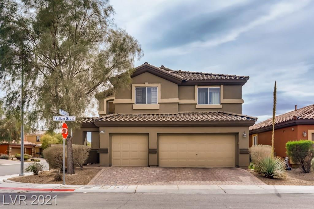 121 Buffalo Gap Court Property Photo - North Las Vegas, NV real estate listing