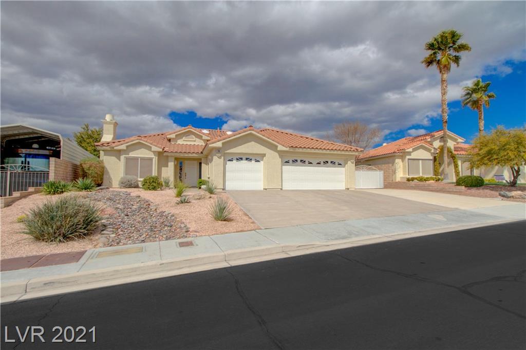 Fairway Drive Property Photo - Boulder City, NV real estate listing