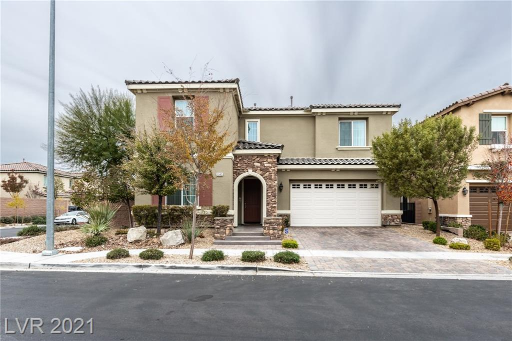 Foro Romano Street Property Photo - Henderson, NV real estate listing