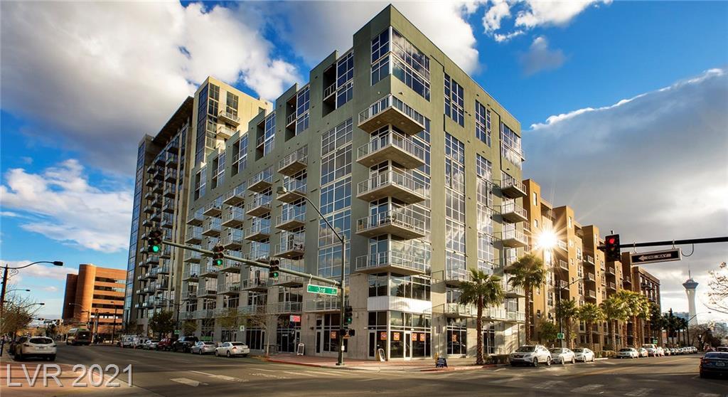 353 E BONNEVILLE Avenue #724 Property Photo - Las Vegas, NV real estate listing
