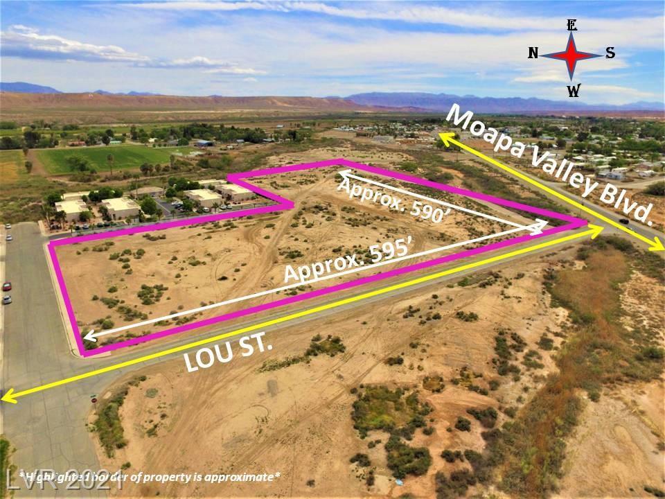 0 Moapa Valley Property Photo