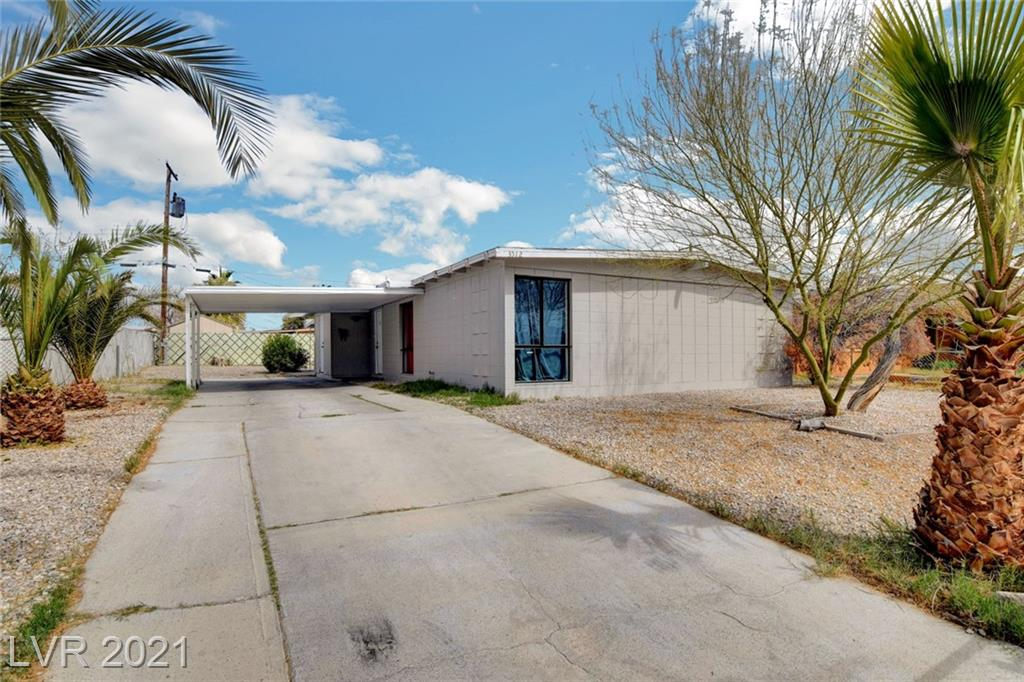 Reynolds Avenue Property Photo - North Las Vegas, NV real estate listing