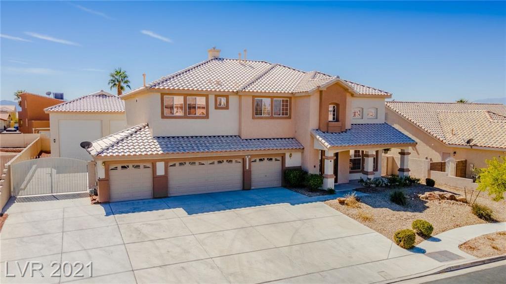 Shelter Creek Avenue Property Photo - Las Vegas, NV real estate listing