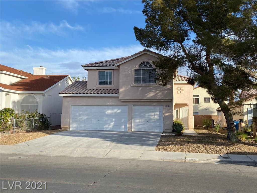 1802 Orchard Valley Drive Property Photo - Las Vegas, NV real estate listing