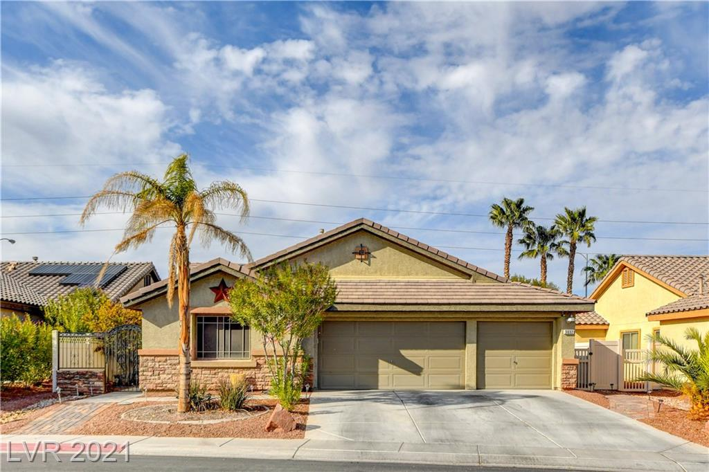 3032 Bublin Bay Avenue Property Photo - North Las Vegas, NV real estate listing