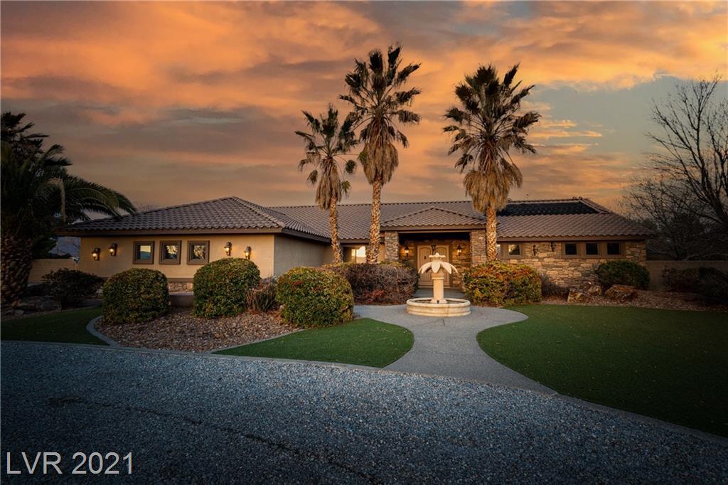Percheron Avenue Property Photo - Pahrump, NV real estate listing