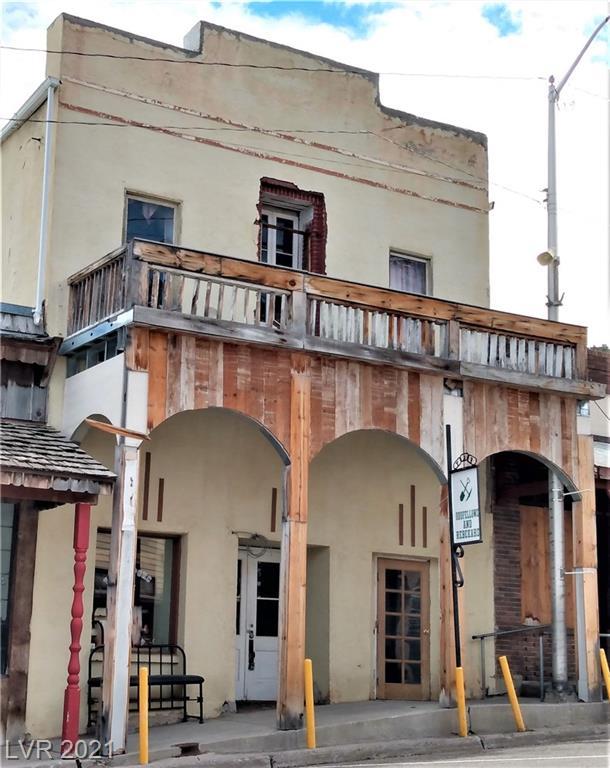 732 Main Street Property Photo - Pioche, NV real estate listing