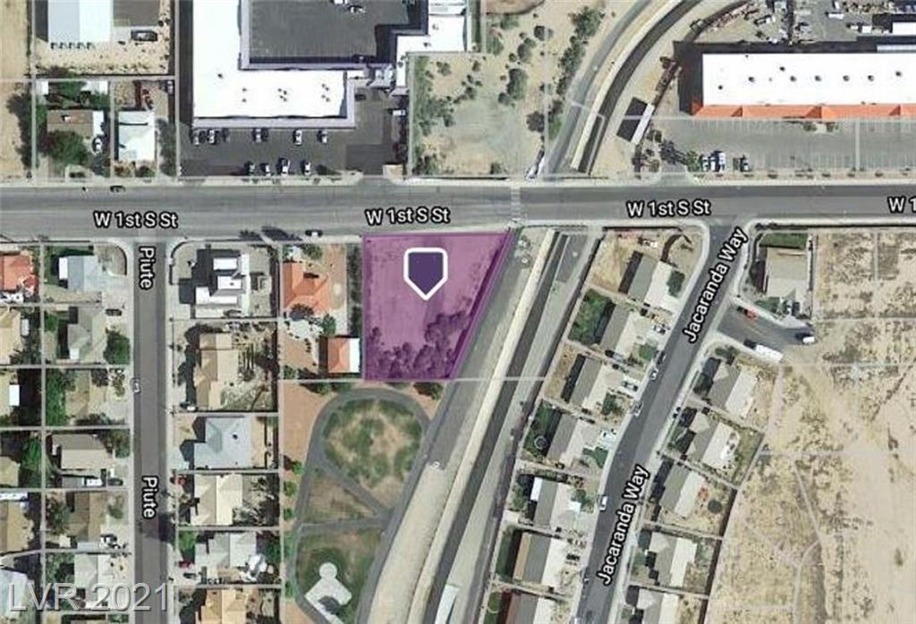 First South Street Property Photo - Mesquite, NV real estate listing