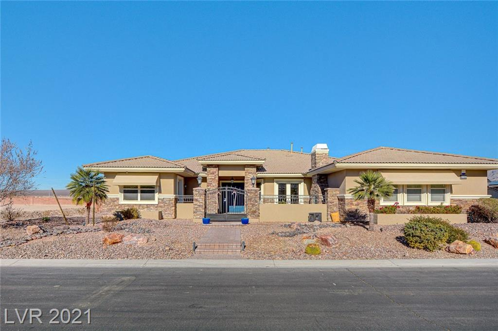 6258 Braided Romel Court Property Photo - Las Vegas, NV real estate listing
