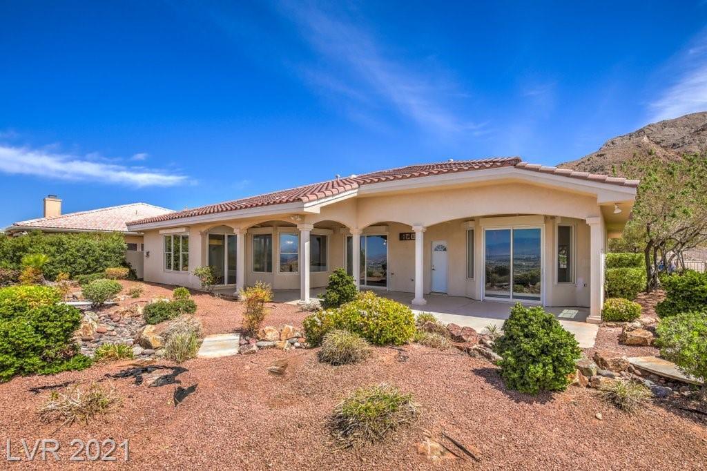 Claudine Drive Property Photo - Las Vegas, NV real estate listing