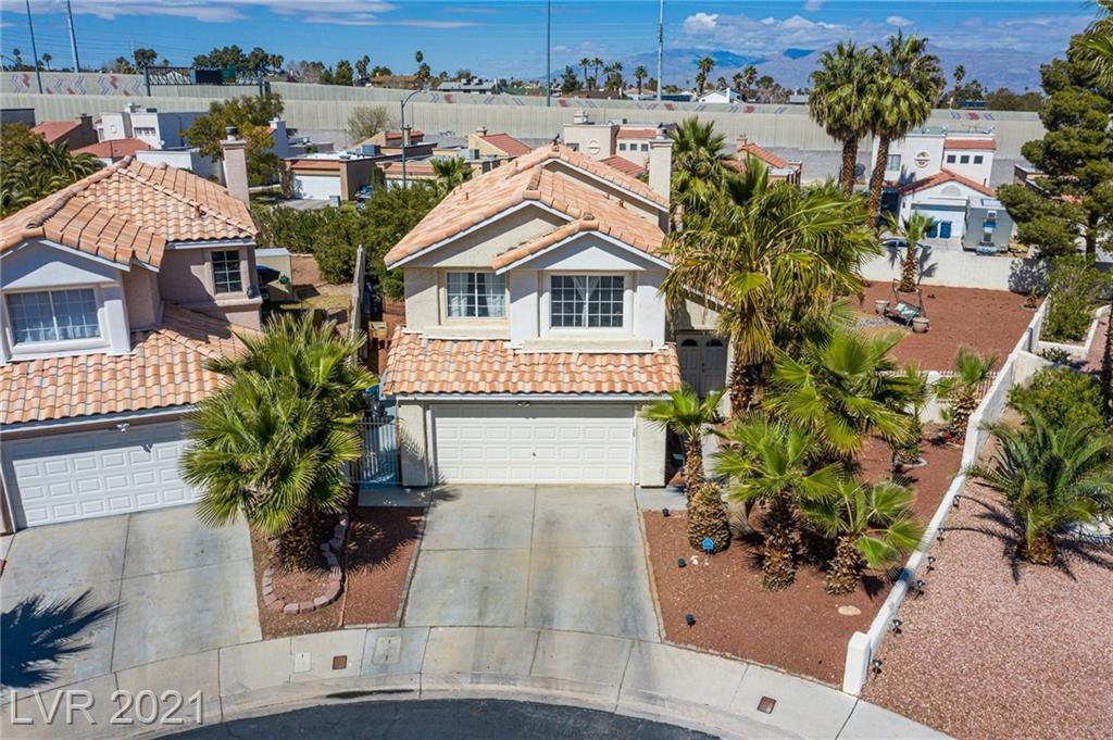 117 Countrywood Circle Property Photo - Las Vegas, NV real estate listing
