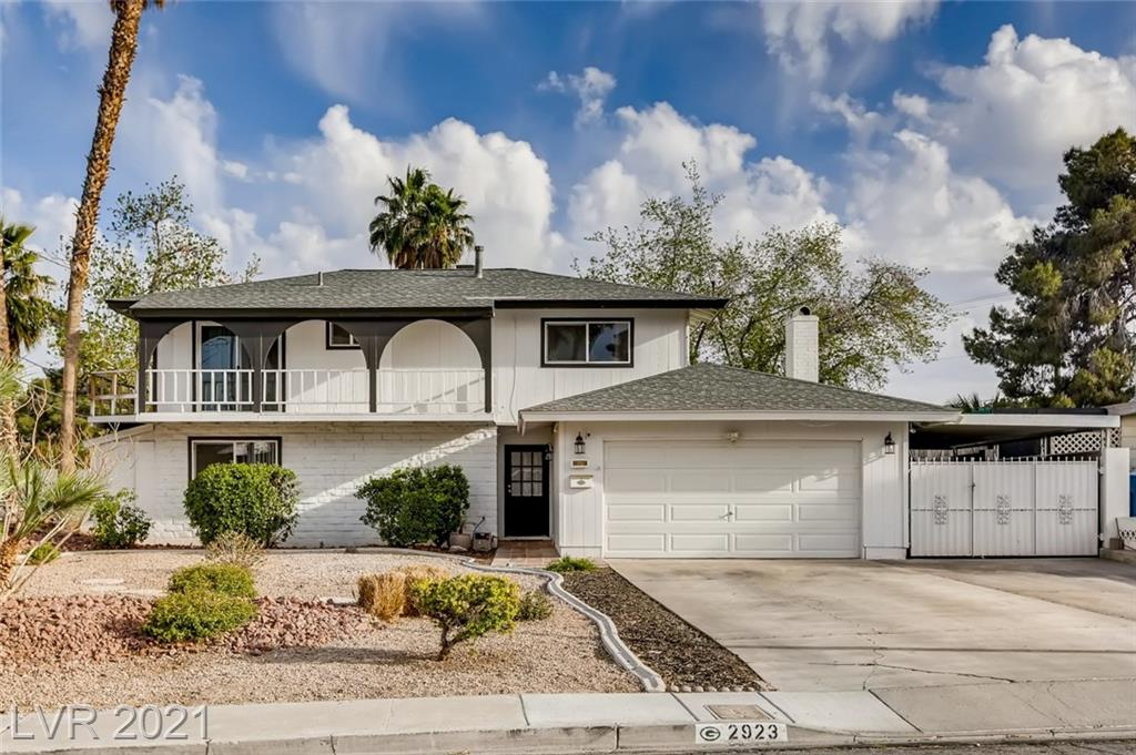 Congress Avenue Property Photo - Las Vegas, NV real estate listing