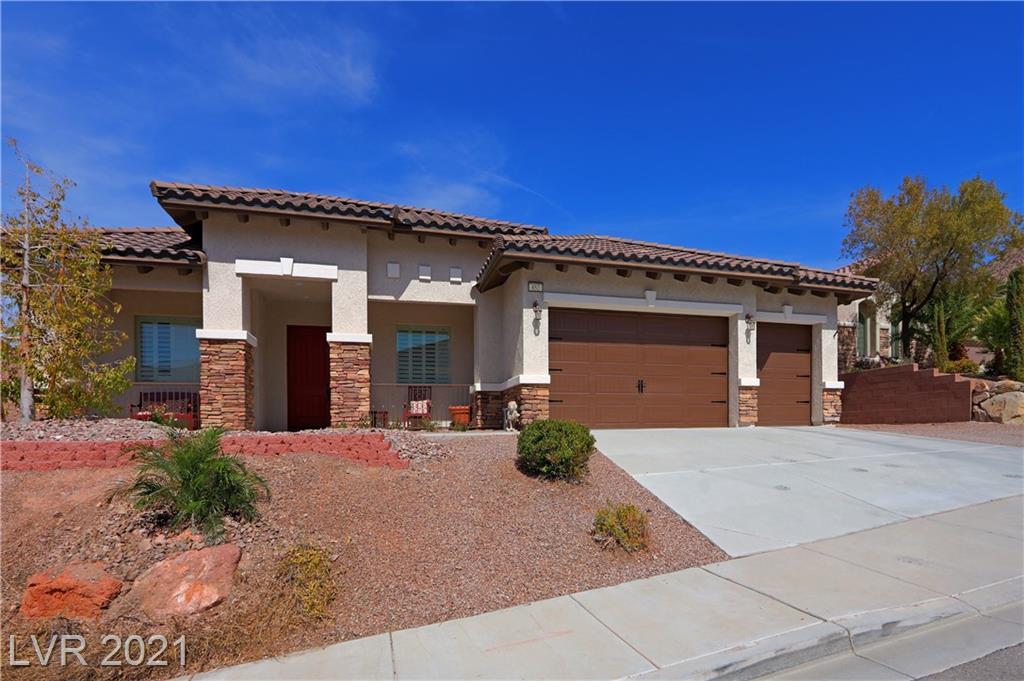 852 Tuscany Court Property Photo - Boulder City, NV real estate listing