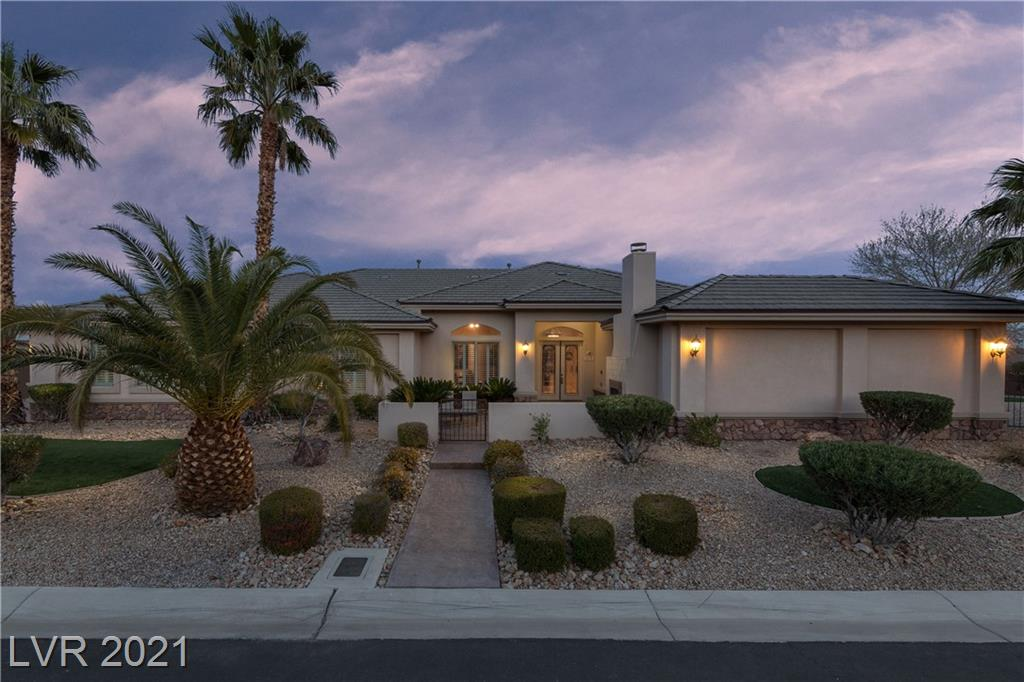 4830 Byzantine Court Property Photo - Las Vegas, NV real estate listing