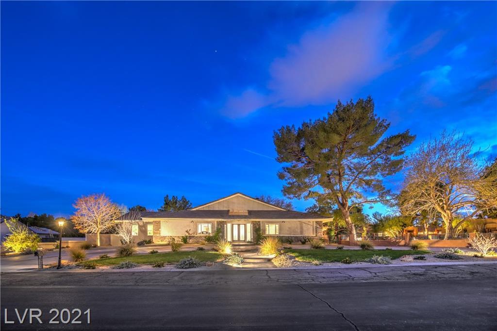 2979 Monte Rosa Avenue Property Photo - Las Vegas, NV real estate listing