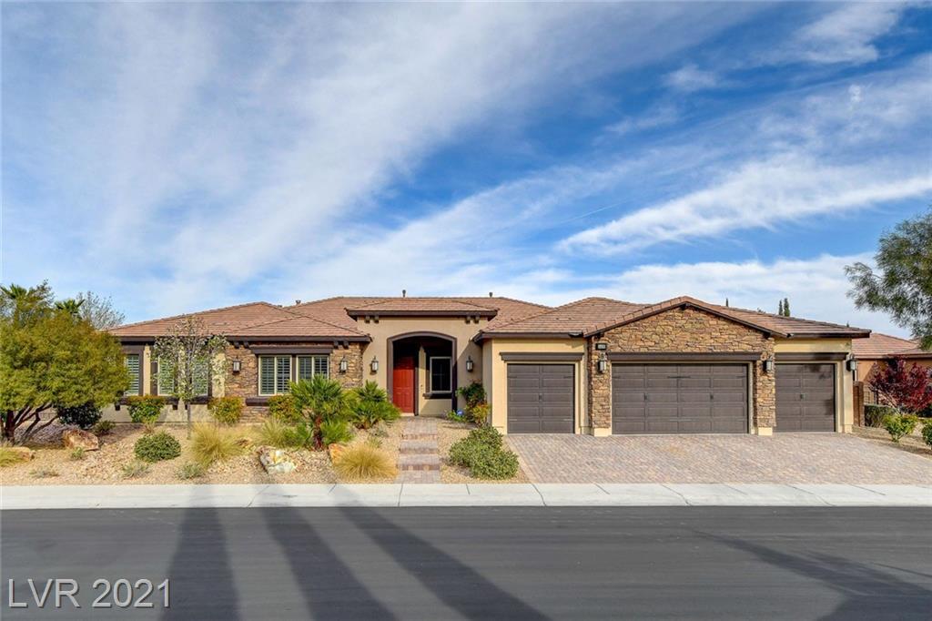 5430 Serenity Brook Drive Property Photo - Las Vegas, NV real estate listing