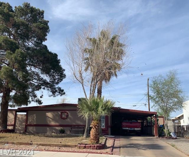 Taylor Avenue Property Photo - North Las Vegas, NV real estate listing