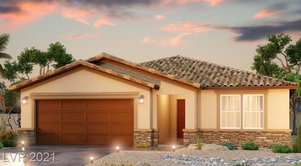 410 Basin Falls Street #lot 2031 Property Photo - Indian Springs, NV real estate listing