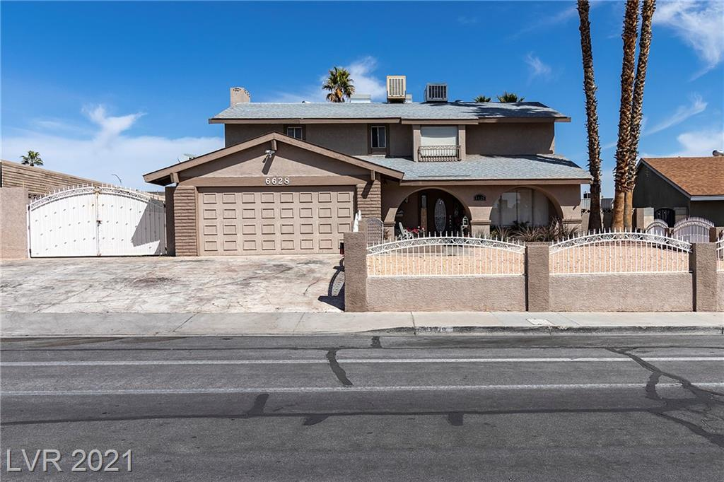 6628 Celeste Avenue Property Photo - Las Vegas, NV real estate listing