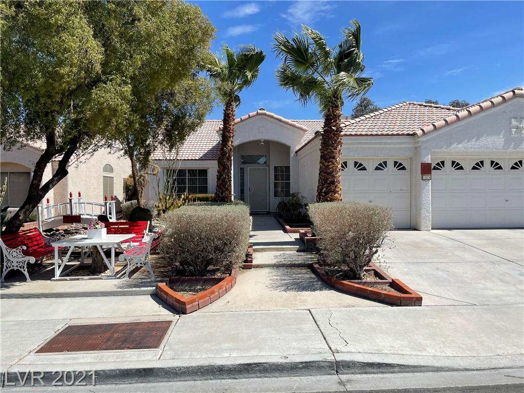 1524 Valley Crest Street Property Photo - Las Vegas, NV real estate listing