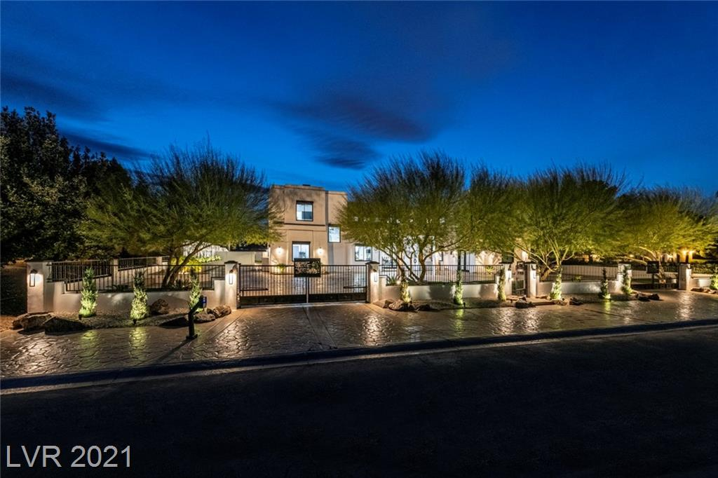 7207 La Puebla Street Property Photo - Las Vegas, NV real estate listing