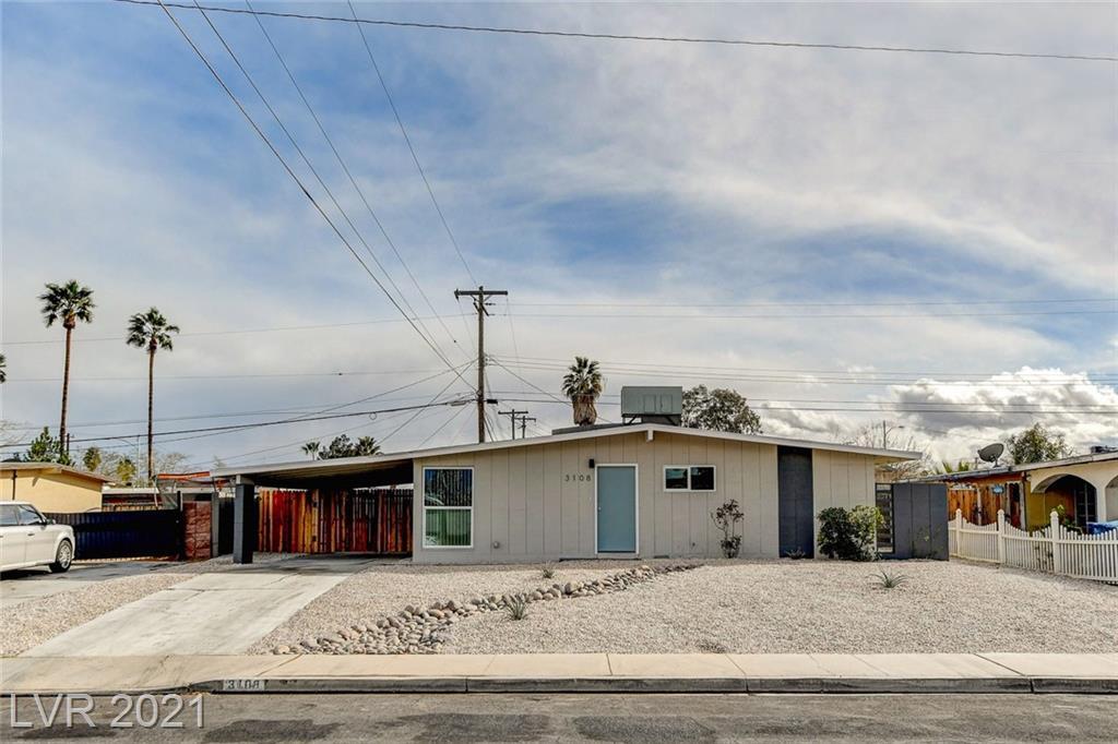 Sequoia Avenue Property Photo - Las Vegas, NV real estate listing