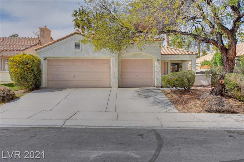 Misty Cloud Court Property Photo - Las Vegas, NV real estate listing