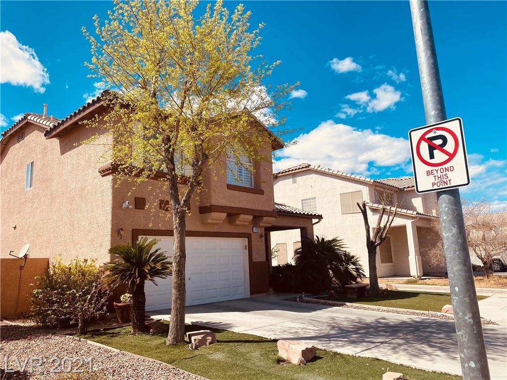 Warm Sun Court Property Photo - Las Vegas, NV real estate listing