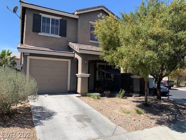Victor Hugo Lane Property Photo - Las Vegas, NV real estate listing