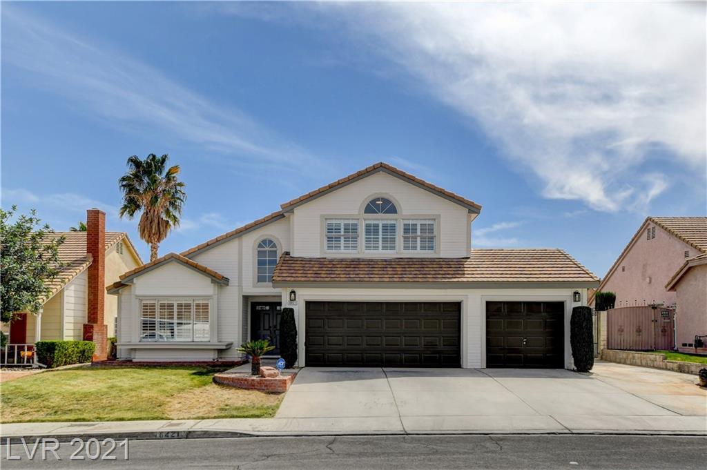 6421 Vicuna Drive Property Photo - Las Vegas, NV real estate listing