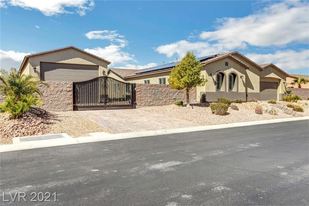 8713 Long Winter Court Property Photo - Las Vegas, NV real estate listing