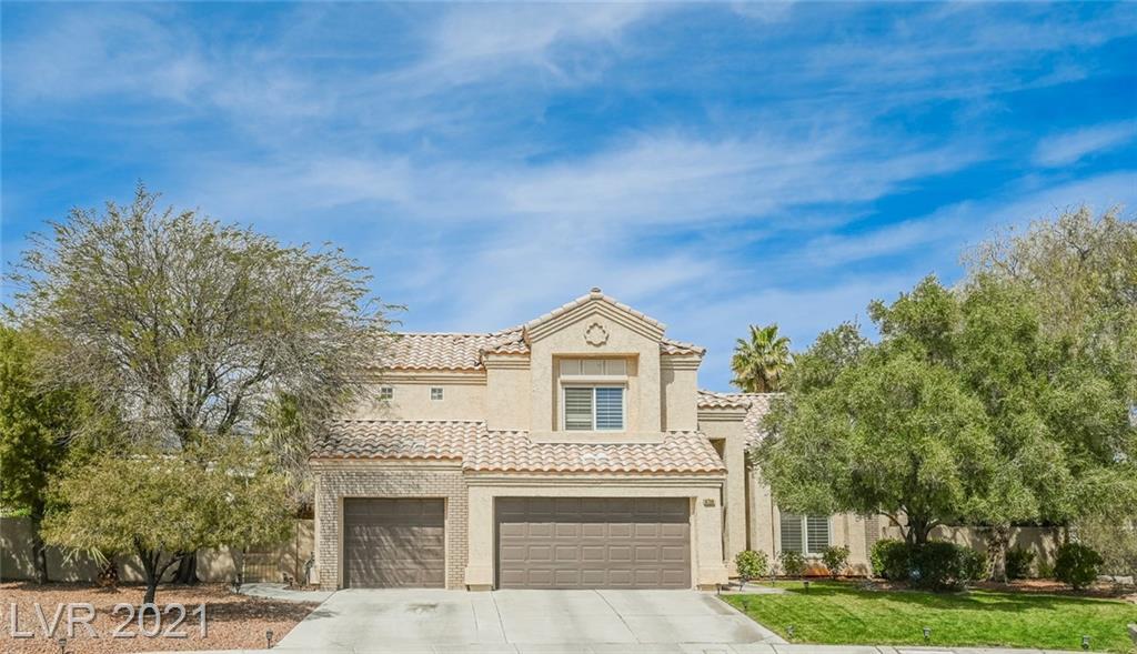 Irish Sea Avenue Property Photo - Las Vegas, NV real estate listing